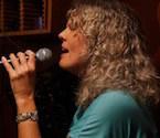 Traci singing vegan photo