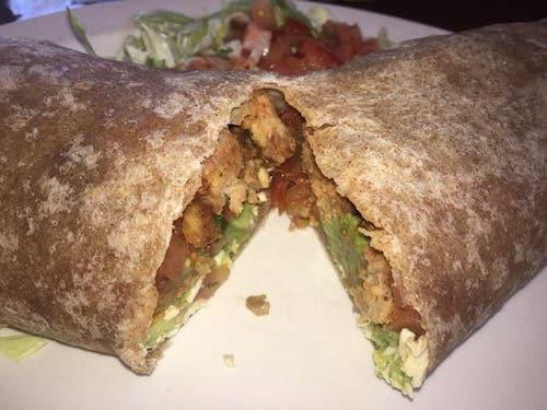 Ranchos Vegan Carne Asada Burrito