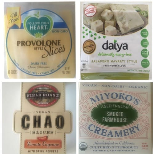 vegan cheese comparison
